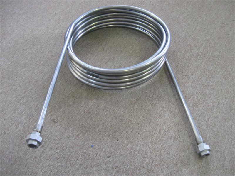Hardy Stainless Steel Domestic Hot Water Coil For H180 H4